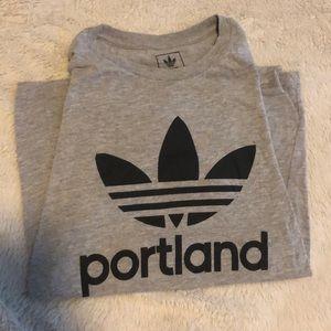"""Adidas """"Portland"""" Tee"""